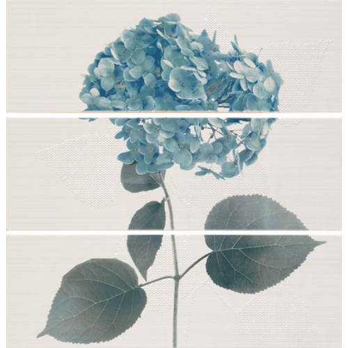 DECOR SET(3) HORTENSIA 20x60